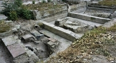 Archaeologists have found an ancient bathhouse in the capital of Mexico