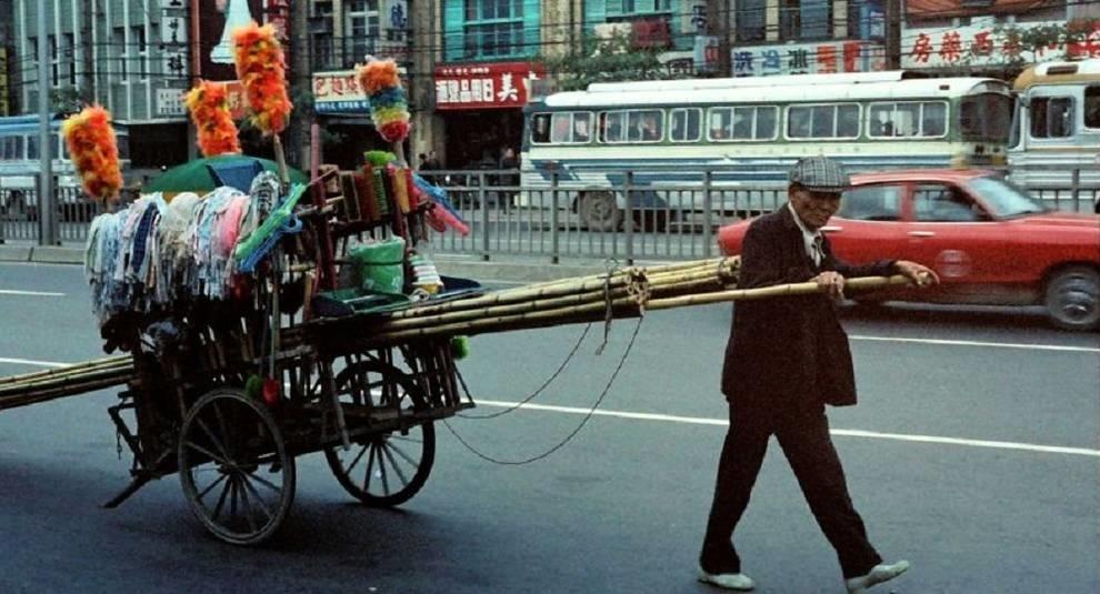 Повседневная жизнь Тайбея 50 лет назад