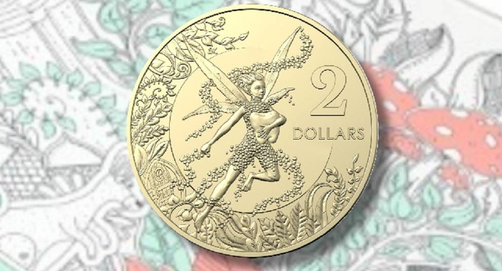 The Tooth Fairy coin: a perfect gift for a small numismatist