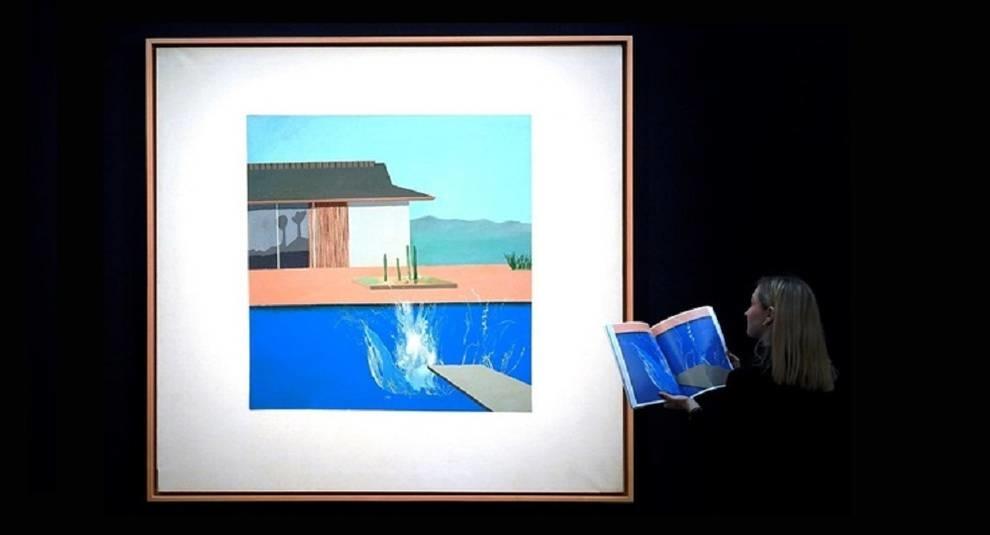 Выгодная инвестиция: коллекционер продал картину за 23 млн фунтов стерлингов