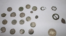Coins from the Polish-Lithuanian Commonwealth were found in Belarus