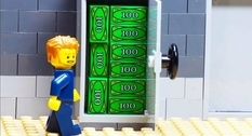 Earn on toys: Lego as an investment object