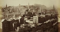 Жизнь и архитектура Эдинбурга более ста лет назад