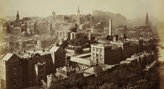 The life and architecture of Edinburgh more than a hundred years ago