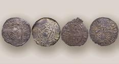 Древние монеты из коллекции Hunterian