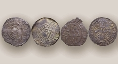 Ancient coins from the Hunterian collection