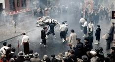 Китайский Новый год в Нью-Йорке в 1960 году