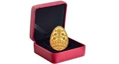 Монета-писанка от Королевского канадского монетного двора