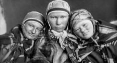 Фотографии лапландцев, сделанные астрофизиком в позапрошлом веке