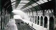 One hundred years of London underground life