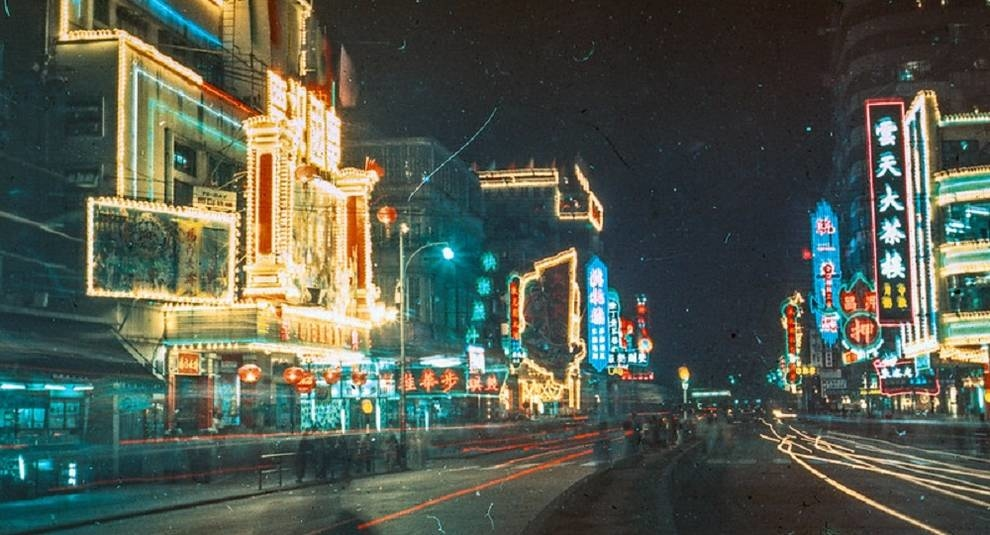 Потрясающие фото Гонконга 60-х