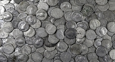 1753 ancient Roman coins found in Poland