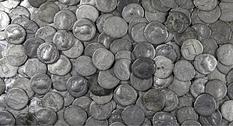 В Польше нашли 1753 древнеримские монеты