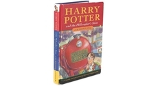 A book about Harry Potter signed by Rowling went under the hammer for 152 thousand dollars