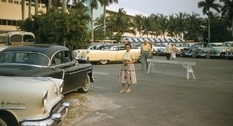 Miami in color photos of the 50s