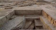 In Iraq, archaeologists have found a Shrine to the God of war