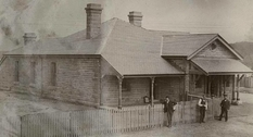 New South Wales post offices at the turn of the nineteenth and twentieth centuries