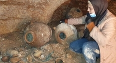 Около Вифлеема найдено захоронение бронзового века