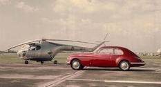 Винтажные автомобили на фото 1950-х годов
