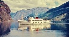 Норвежские пейзажи на фото 1960-х