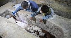 Ученые представили результаты изучения погребального комплекса в Саккаре