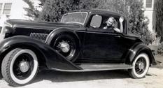 Красота в стиле ретро: женщины и автомобили 1930-х годов