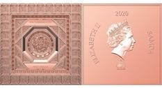 Запретный город: островное государство Самоа представило квадратную монету