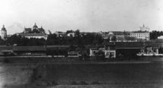 Старые фото архитектурных достопримечательностей Жолквы