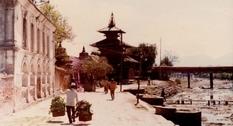 Природа и храмы: кусочек Непала на фото 80-х годов