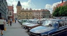 Czechoslovakia through the eyes of photographer Alan Denny