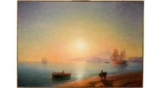 Aivazovsky's seascape was bought for almost 3 million dollars