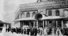 Life in Jerusalem as part of the Ottoman Empire