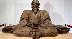В Осаке нашли большую статую объединителя Японии