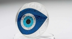 «Дурной глаз»: в Палау выпустили монету, посвященную сглазу