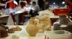 Статуя Гермеса и много керамики: в Греции нашли несколько тысяч артефактов