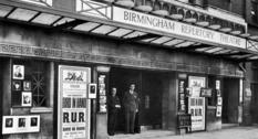 Жизнь в Бирмингеме на фото 1930-х годов