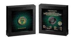 Монета-талисман: Ниуэ выпустил 1 доллар, украшенный скарабеем