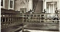 Снимки интерьеров Moorfield House в 1947 году