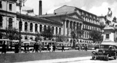 Улицы Бухареста на фото начала XX века