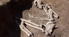 В Софии найдены захоронения эпохи неолита