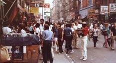 Нью-Йорк на фото середины 1980-х годов