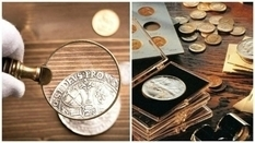 Collecting coins for beginners (part 1)