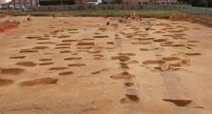 В английском городе Олтон обнаружено кладбище VI века