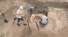 В Ровненской области нашли остатки жилого дома XI века