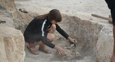Захоронения и артефакты возрастом 4 тыс. лет нашли в Нижней Дуванке (часть I)