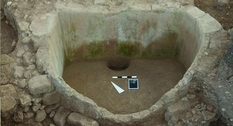 In Lebanon, archaeologists study an ancient winery