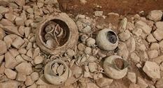 Могила богатого жителя государства Силла найдена в Южной Корее