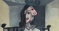 Next month, Christie's auction will put up for sale a Picasso painting
