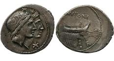 Древние монеты: коллекция Чарльза Остина Херша
