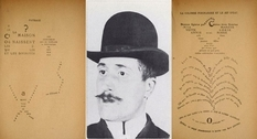 The life and calligrams of Guillaume Apollinaire
